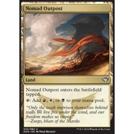 Nomad Outpost (DD: Speed vs. Cunning)