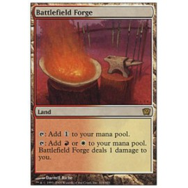 Battlefield Forge (Ninth Edition)