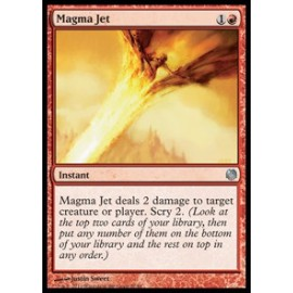 Magma Jet (DD: Heroes vs. Monsters)