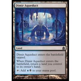 Dimir Aqueduct (Commander)