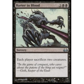 Barter in Blood (DD: Divine vs. Demonic)