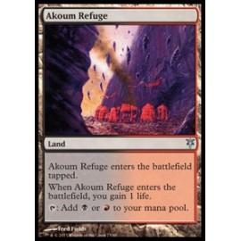 Akoum Refuge (Zendikar)