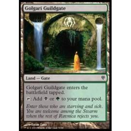 Golgari Guildgate (DD: Jace vs. Vraska)