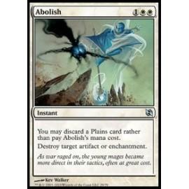 Abolish (DD: Elspeth vs. Tezzeret)