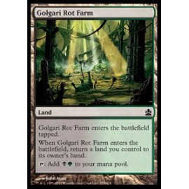 Golgari Rot Farm (Commander)