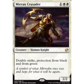 Mirran Crusader