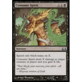 Consume Spirit (DD: Divine vs. Demonic)
