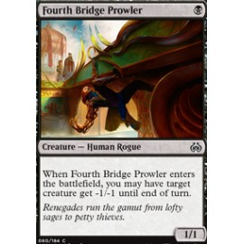 Fourth Bridge Prowler