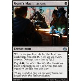 Gonti's Machinations