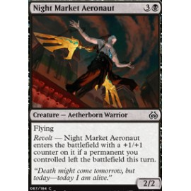Night Market Aeronaut