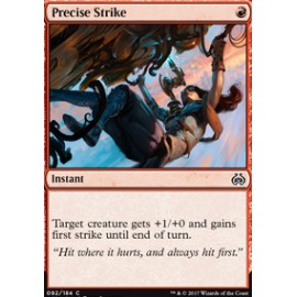 Precise Strike