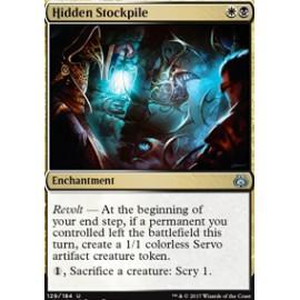 Hidden Stockpile