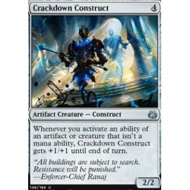 Crackdown Construct