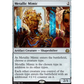 Metallic Mimic