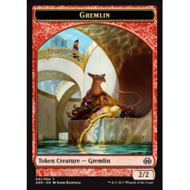 Gremlin 2/2 Token 01 - AER