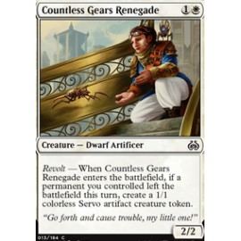 Countless Gears Renegade FOIL