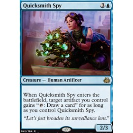 Quicksmith Spy FOIL