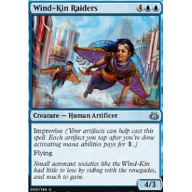 Wind-Kin Raiders FOIL