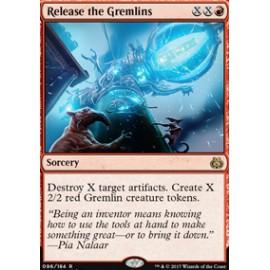 Release the Gremlins FOIL