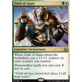 Oath of Ajani FOIL