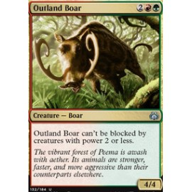 Outland Boar FOIL