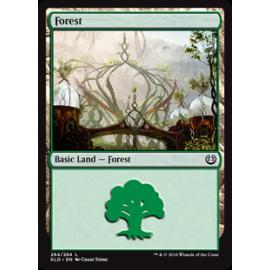 Forest Kaladesh FOIL 264