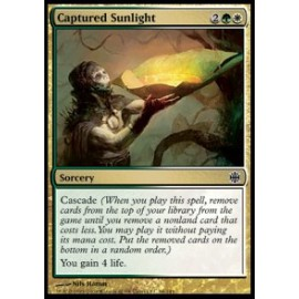 Captured Sunlight (Alara Reborn)