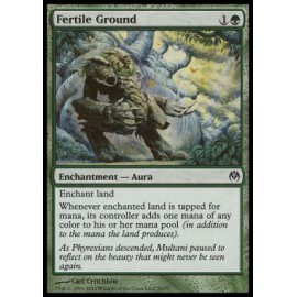 Fertile Ground (Duel Decks: Phyrexia vs. The Coalition)
