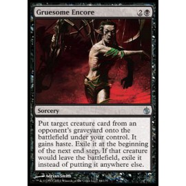 Gruesome Encore (Mirrodin Besieged)