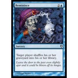 Reminisce (DD: Izzet vs. Golgari)