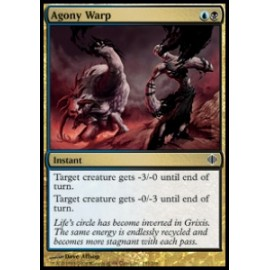 Agony Warp (Shards of Alara)