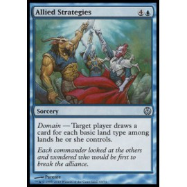 Allied Strategies (DD: Phyrexia vs. The Coalition)