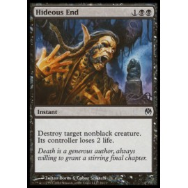 Hideous End (DD: Phyrexia vs. The Coalition)