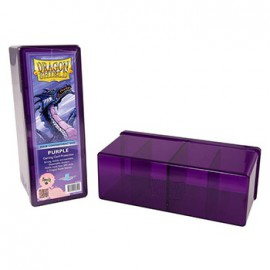 Pudełko Dragon Shield na 240 kart - fioletowe