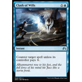 Clash of Wills