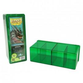 Pudełko Dragon Shield na 240 kart - zielone
