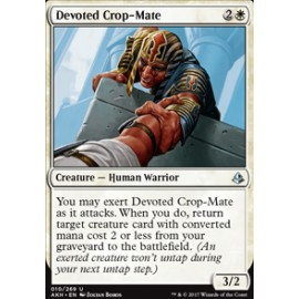 Devoted Crop-Mate