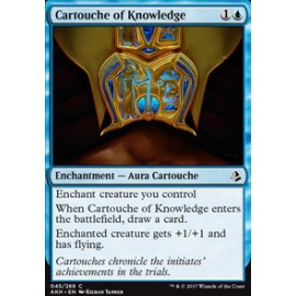 Cartouche of Knowledge