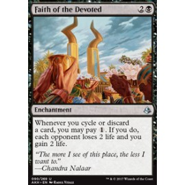 Faith of the Devoted