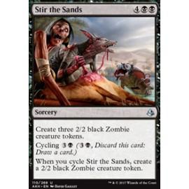 Stir the Sands