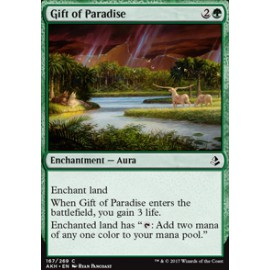 Gift of Paradise