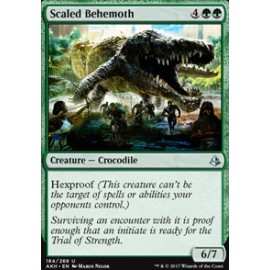 Scaled Behemoth