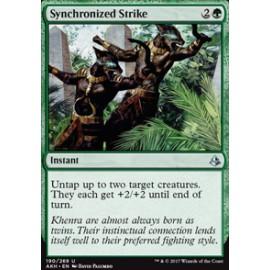 Synchronized Strike