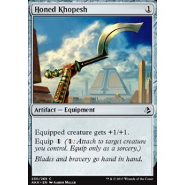 Honed Khopesh
