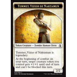 Temmet, Vizier of Naktamun 2/2 12 - AKH