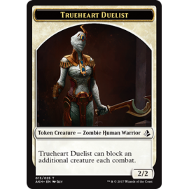 Trueheart Duelist 2/2 Token 13 - AKH