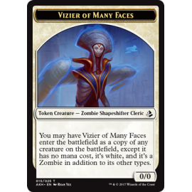 Vizier of Many Faces 0/0 Token 15 - AKH