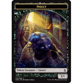Insect 1/1 Token 19 - AKH