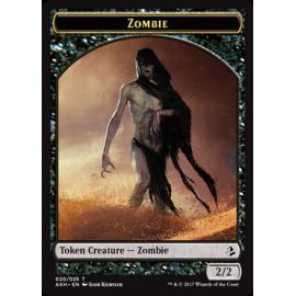 Zombie 2/2 Token 20 - AKH