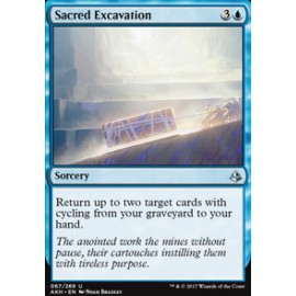 Sacred Excavation FOIL